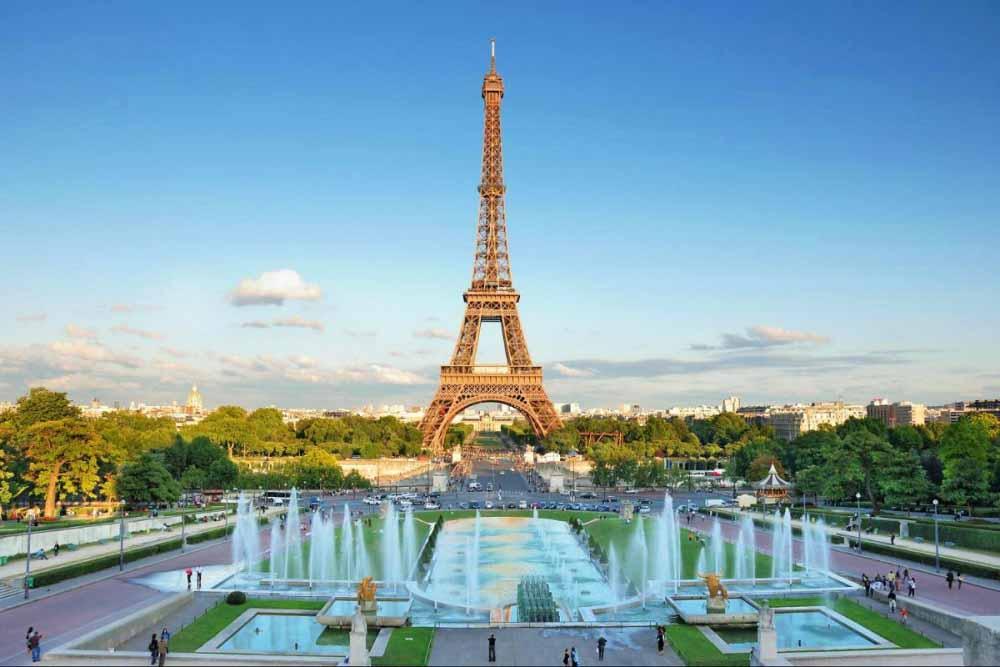 Париж + Бенилюкс
