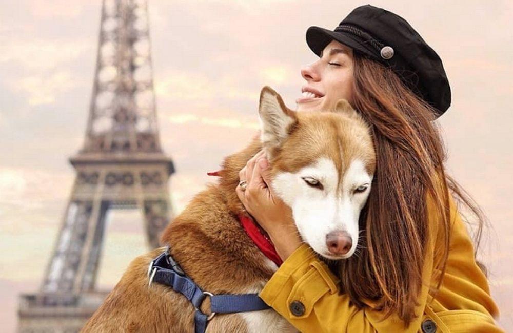 Цвет настроения — Париж